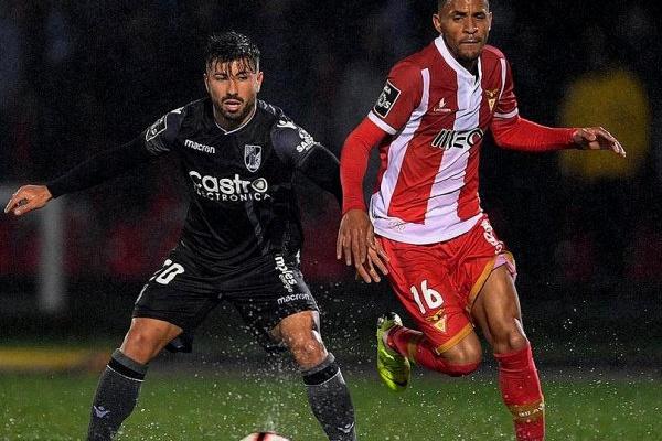 I Liga: Desportivo das Aves e Vitória de Guimarães terminam empatados