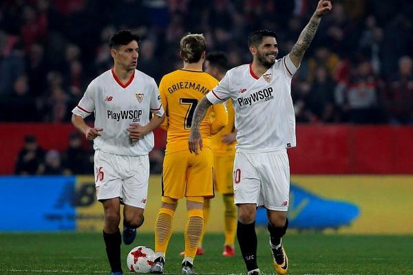 Espanha: Sevilha é a primeira equipa a assegurar vaga nas 'meias' da Taça
