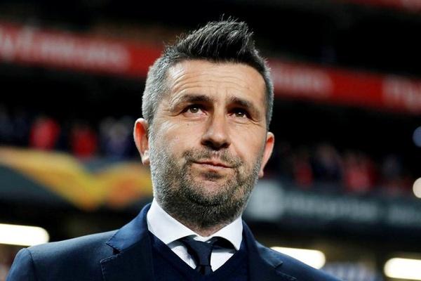 Nenad Bjelica: «Estamos desapontados pelo resultado e por sair da Liga Europa»