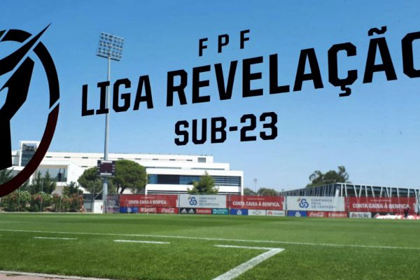 Liga Revelação: Amanhã joga-se a 5.ª jornada