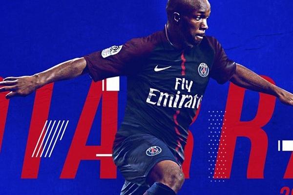 França: PSG rescinde contrato com o médio Lassana Diarra