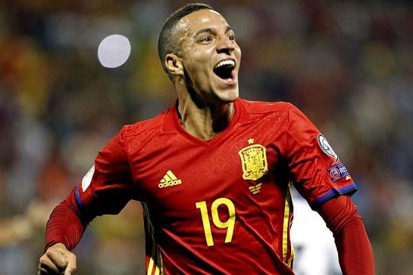 Mercado: Rodrigo na órbita do FC Barcelona