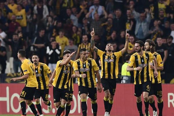 UEFA castiga AEK Atenas com dois jogos à porta fechada