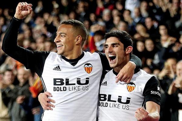 LE: Gonçalo Guedes considera «justa» a vitória do Valência em casa do Villarreal
