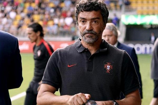Hélio Sousa em negociações para treinar a seleção do Bahrein