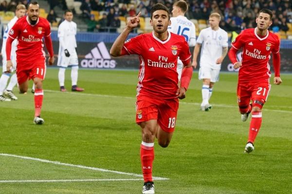 Benfica: Luisão e Salvio não participam no estágio de pré-época na Suíça
