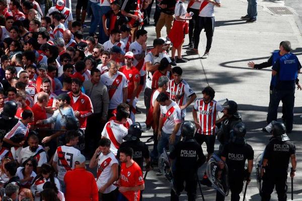 Final da Taça Libertadores vai contar com a presença de 4.000 polícias