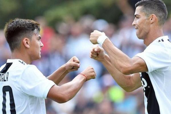 Pirlo sobre Dybala: «Se treinasse como Ronaldo seria difícil deixá-lo de fora»