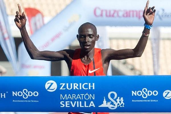 Estreante Lawrence Cherono vence 123.ª Maratona de Boston