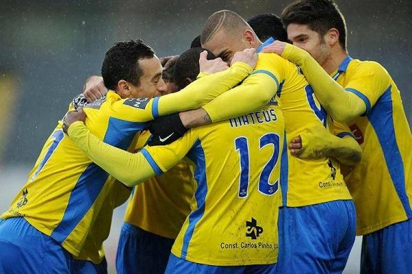 II Liga: Candidato Famalicão sofre segunda derrota consecutiva nos descontos