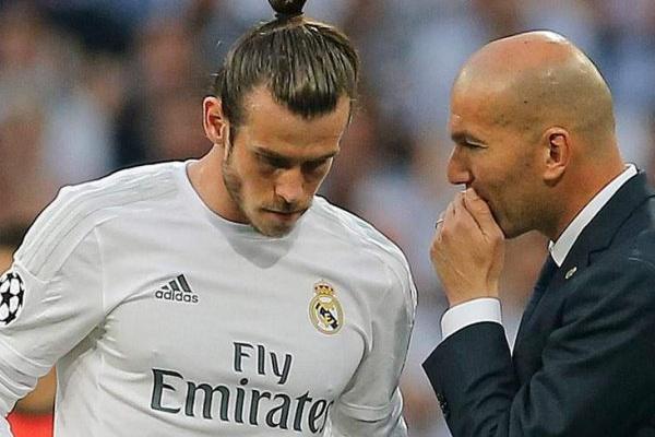 Permanência de Bale motivou saída de Zidane do Real Madrid