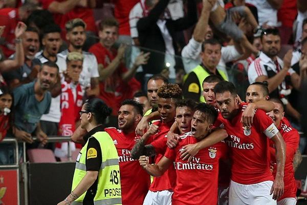Crónica: Cervi coloca Benfica em vantagem na 'caça' aos milhões da 'Champions'