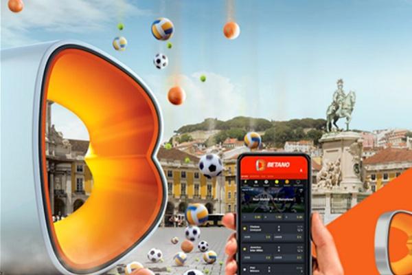 Betano é o novo site de apostas em Portugal