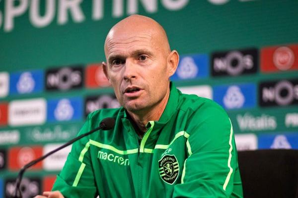 Marcel Keizer diz que Sporting não é só Bruno Fernandes