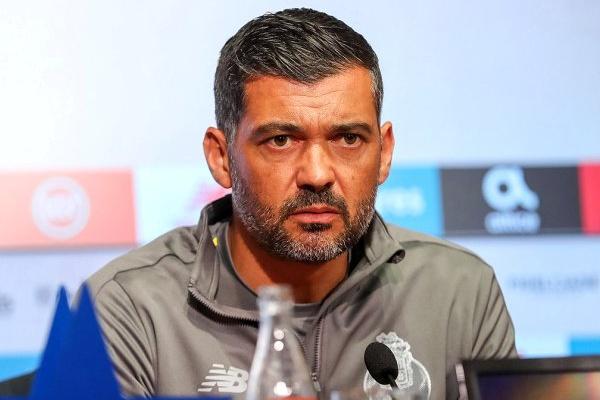 Sérgio Conceição comenta incidente no Olival: «Foi uma situação de pai e filho»