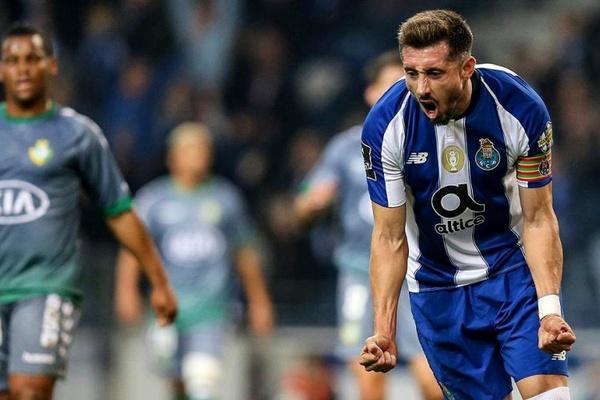 Crónica: FC Porto teve 'cabeça' para vencer Setúbal e cimentar liderança