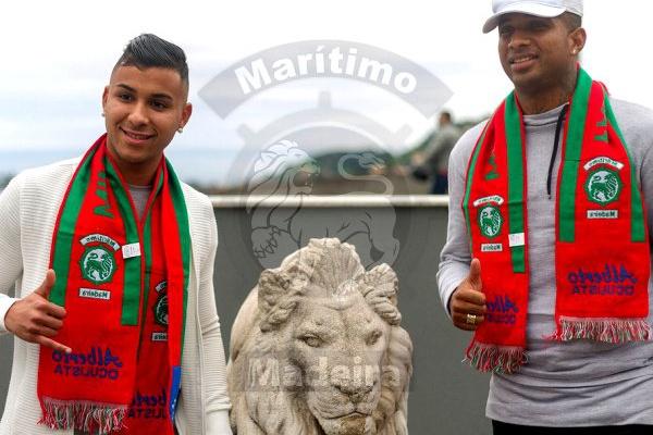 Mercado: Marítimo oficializa contratações dos brasileiros René Santos e Ruan Teles