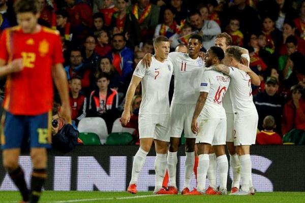 Liga das Nações: Espanha perde e arrisca qualificação, Seferovic marca pela Suíça