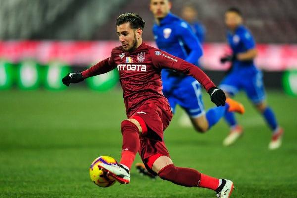 Cluj de Toni perde 2-0 com Universidade Craiova, mas continua líder isolado