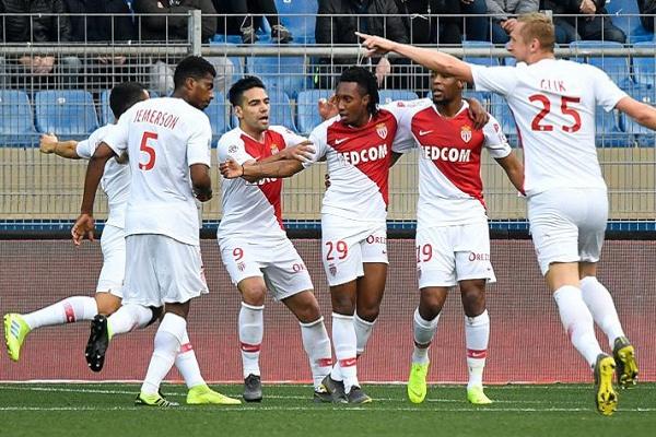 França: Mónaco foi 'traído' no fim e cede empate em Montpellier