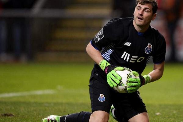 Casillas responde às criticas do Benfica relativamente à arbitragem
