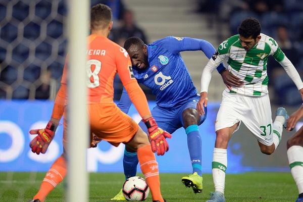 FC Porto vence Moreirense e apura-se para quartos de final da Taça de Portugal