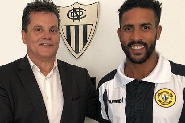 Mercado: Fernando Tissone assina contrato com o Nacional