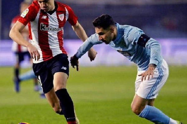 Nova derrota para o Celta, de Miguel Cardoso, na Liga espanhola
