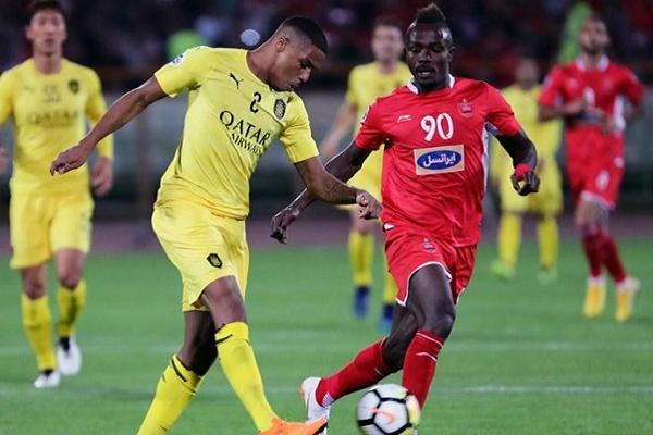 Persépolis empata com Al Saad e apura-se para final da Liga dos Campeões asiáticos