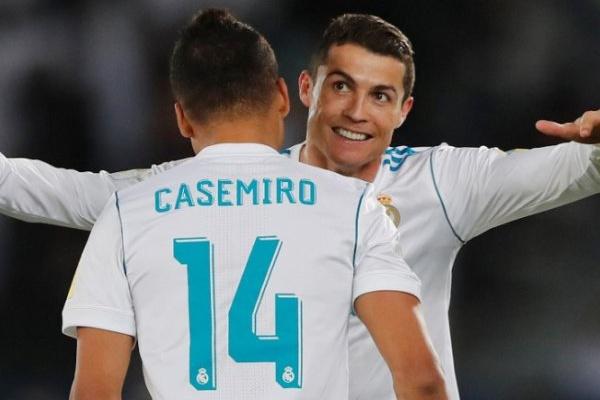 Casemiro sobre Ronaldo: «Toda a equipa sente a falta dele, mas já é passado»