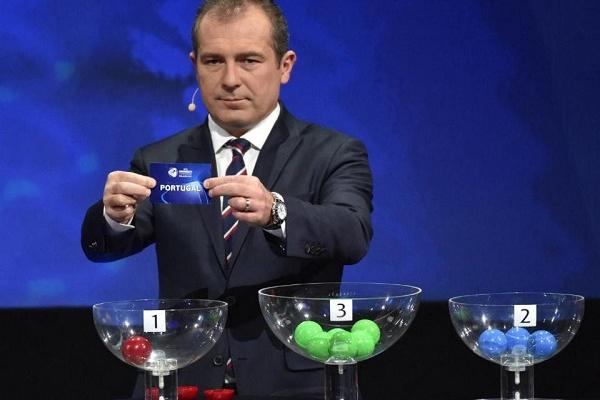 Portugal conhece adversários na qualificação para o Euro-2020