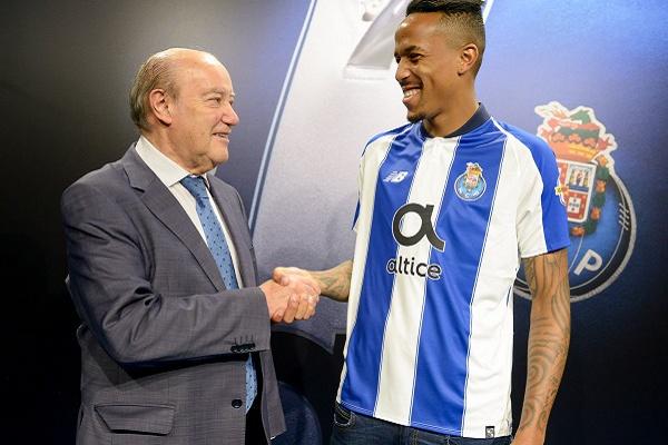 922ec222e8 FC Porto  Pinto da Costa diz que central Militão não sai em janeiro ...