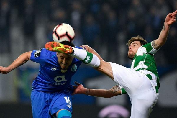 4615754634 Crónica  Herrera evita derrota do FC Porto em Moreira de Cónegos nos  descontos