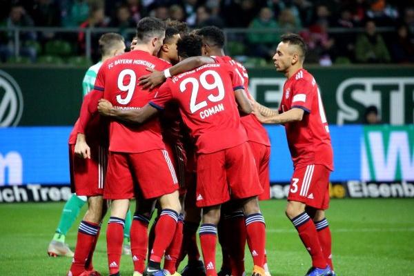 Alemanha: Bayern Munique vence e aproveita deslize do Borussia Dortmund