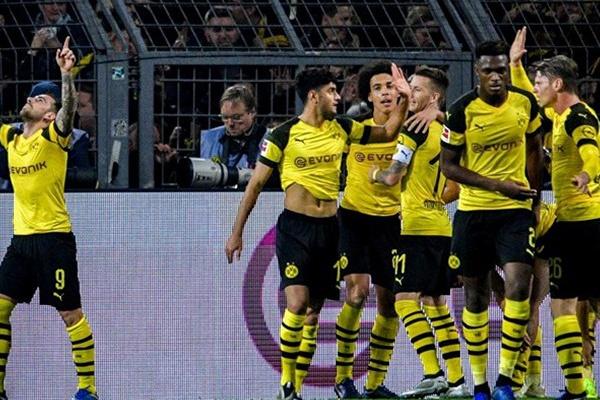 Bundesliga: Borussia Dortmund vence jogo emocionante frente ao Bayern Munique
