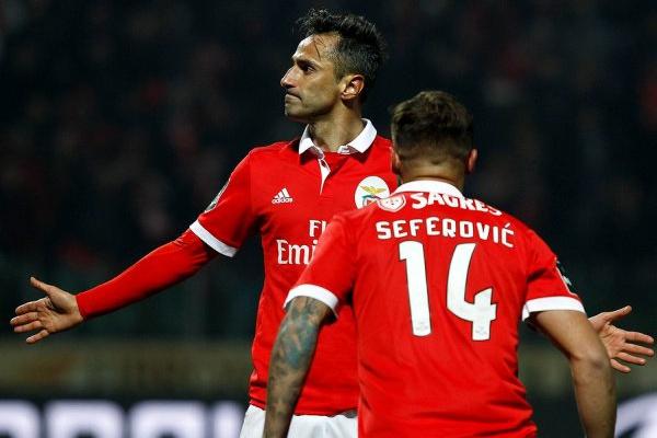 Jardel e Jonas entre nomeados para Prémios Cosme Damião do Benfica