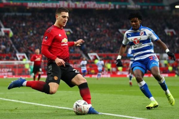 Inglaterra: Manchester United bate Reading de José Gomes e segue em frente na Taça