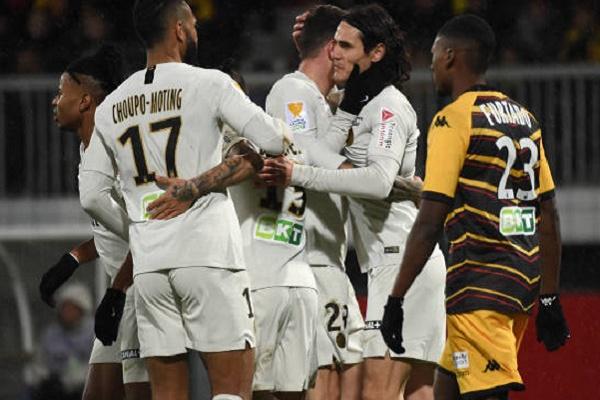 França: PSG vence secundário Orléans e está nos 'quartos' da Taça Liga