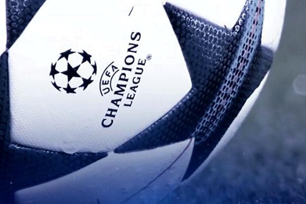 A fase de grupos da Champions escreve-se em português