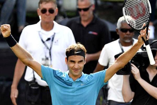 Ténis: Federer bateu Istomin e segue para a segunda ronda do Open da Austrália