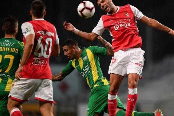 I Liga: Sporting de Braga e Benfica tentam responder ao FC Porto
