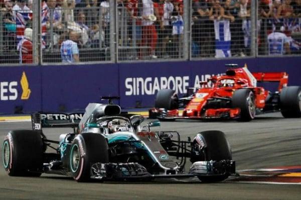 Duelo Hamilton-Vettel volta a dominar temporada de Fórmula 1