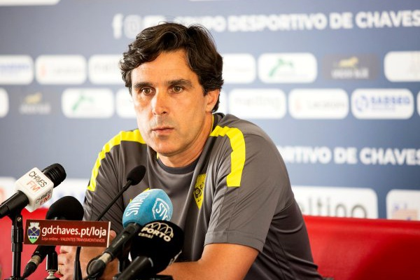 Daniel Ramos quer «limpar imagem» no jogo com o Portimonense
