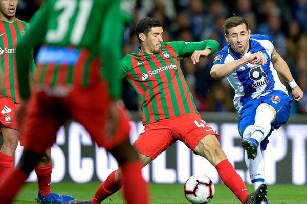 I Liga: FC Porto vence Marítimo e isola-se provisoriamente na liderança