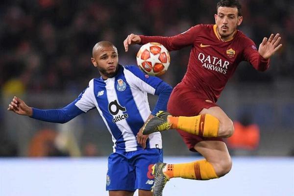 FC Porto perde por 2-1 em Roma nos 'oitavos' da Liga dos Campeões