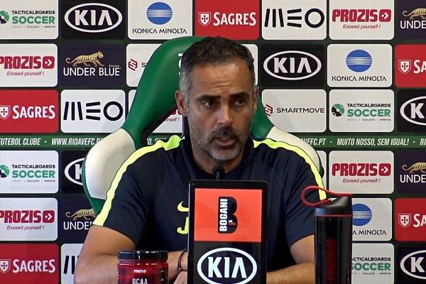 José Gomes: «O grupo está comprometido em bater vários recordes»