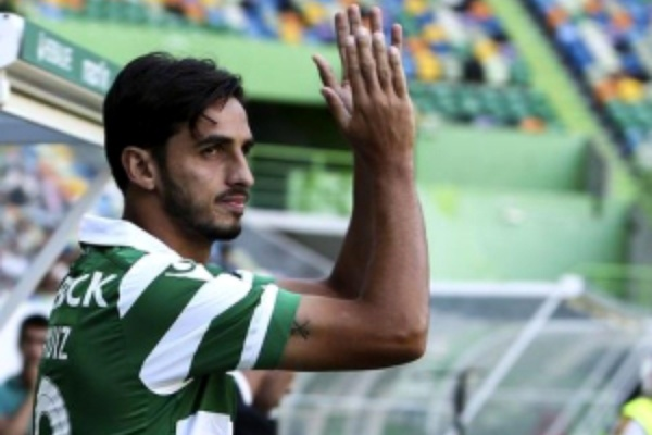 Bryan Ruiz reintegrado no plantel do Sporting