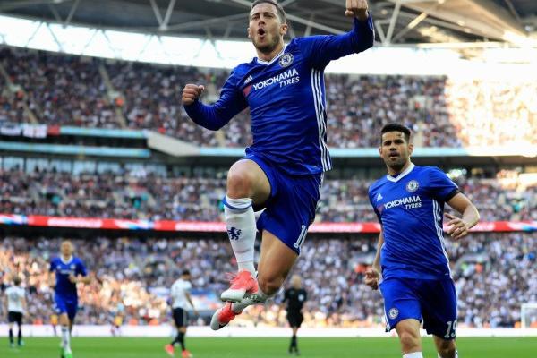 «Quero ir para Espanha para ganhar a Bola de Ouro» - Eden Hazard