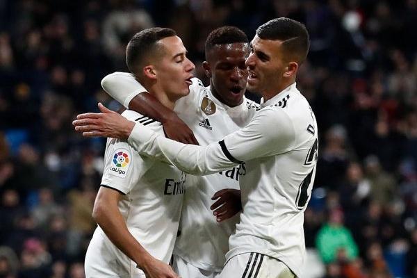 Espanha: Real Madrid bem encaminhado nos 'oitavos' da Taça
