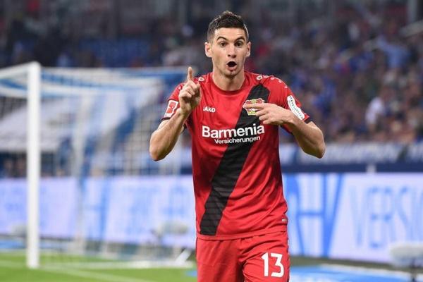 Mercado: Lucas Alario interessa ao Sporting